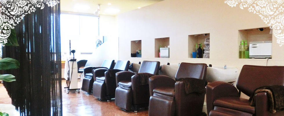 千葉県船橋市北習志野の美容室(美容院)SUPER HAIR(スーパーヘアー)インテリアイメージ
